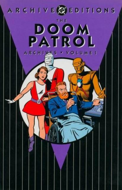Doom Patrol Archives