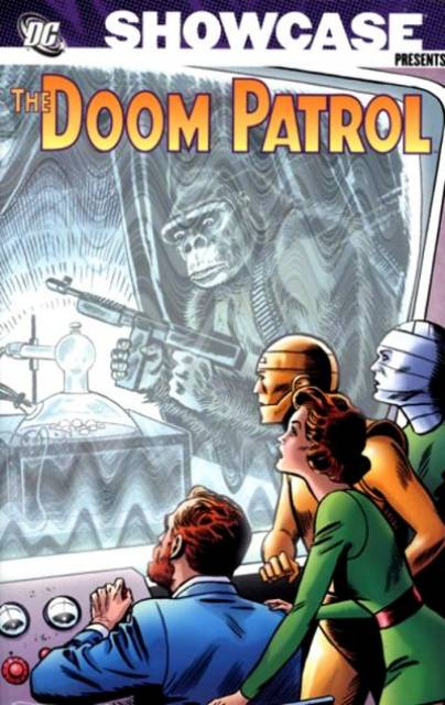 Showcase Presents: The Doom Patrol