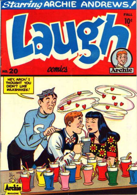 Laugh Comics
