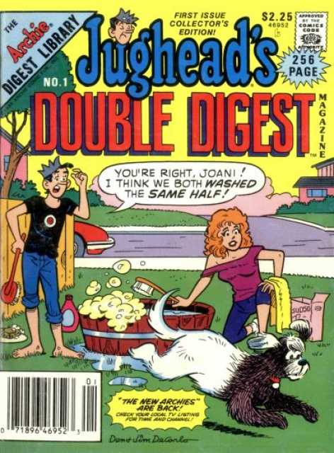 Jughead's Double Digest Magazine