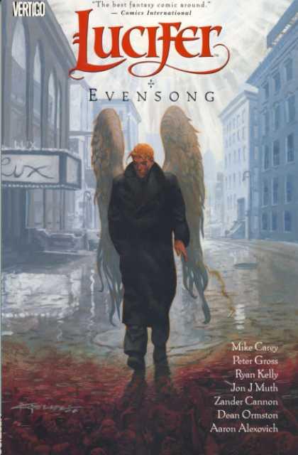 Lucifer: Evensong