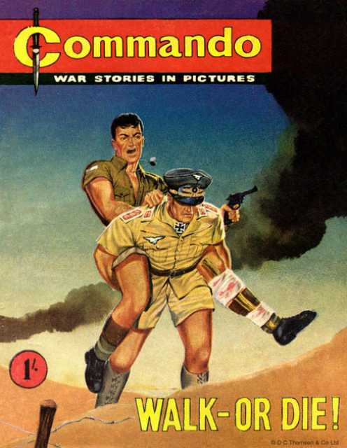 Commando: War Stories in Pictures