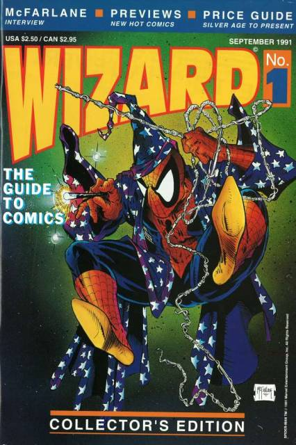 Wizard: The Comics Magazine
