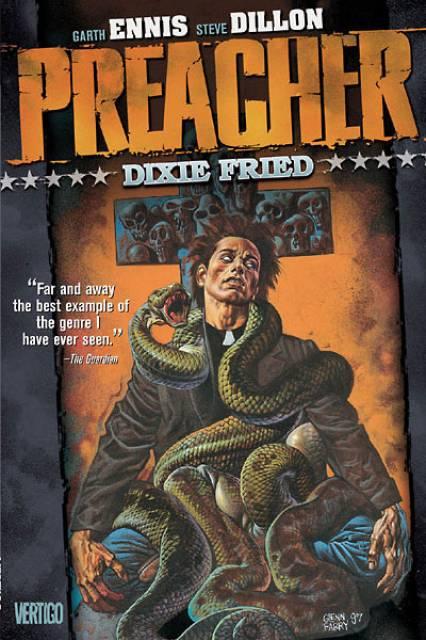 Preacher: Dixie Fried