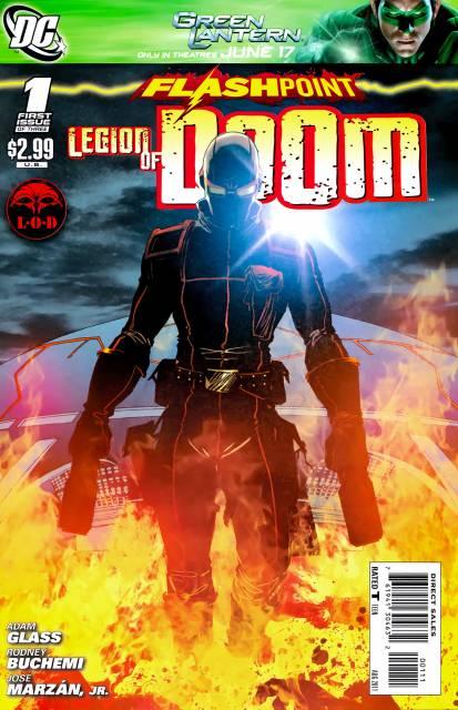 Flashpoint: Legion of Doom