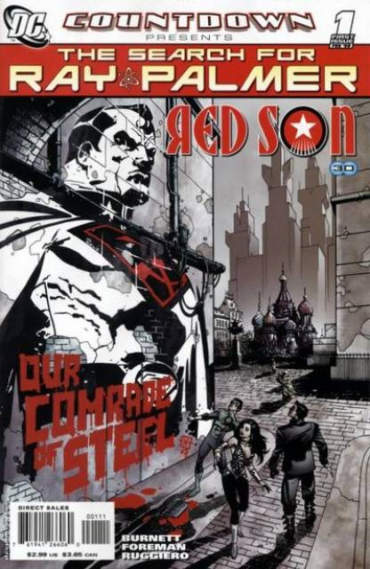 Countdown Presents: The Search for Ray Palmer: Red Son