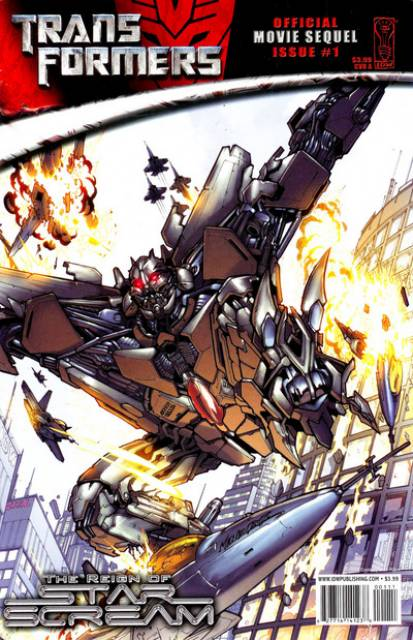 Transformers: The Reign of Starscream