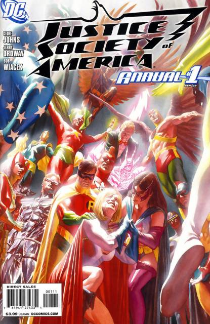 Justice Society of America: Annual