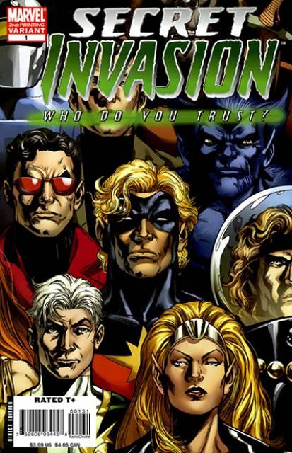 Secret Invasion: Who Do You Trust?