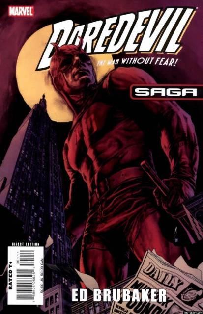 Daredevil By Ed Brubaker Saga