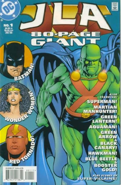 JLA 80-Page Giant