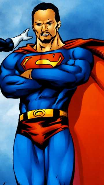 Zod as the Superman of Earth-15