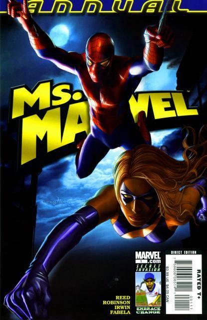 Ms. Marvel Annual
