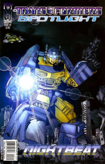 Transformers Spotlight: Nightbeat