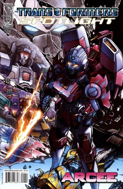 Transformers Spotlight: Arcee