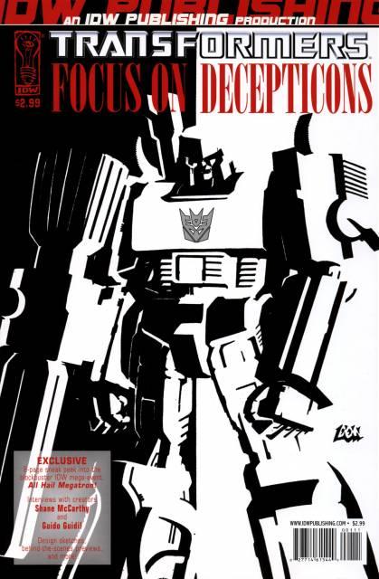Transformers: Focus on Decepticons