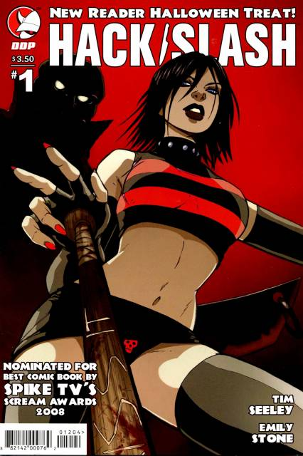 Hack/Slash: New Reader Halloween Treat!