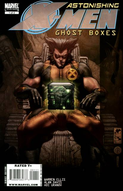 Astonishing X-Men: Ghost Boxes