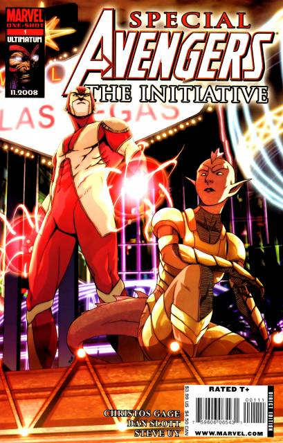 Avengers: The Initiative Special