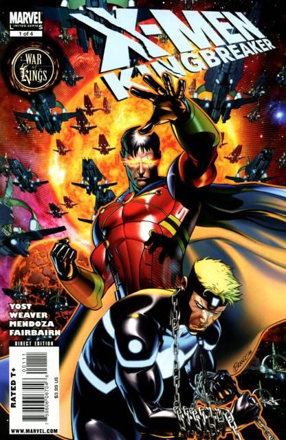 X-Men: Kingbreaker