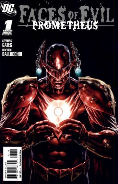 Faces of Evil: Prometheus