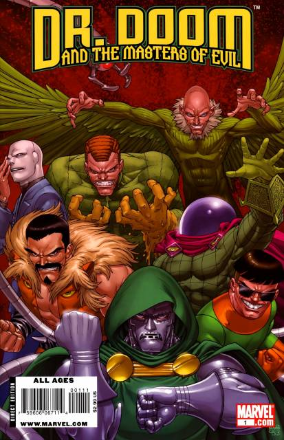 Dr. Doom And The Masters Of Evil