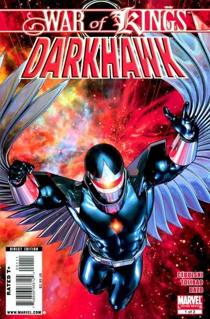 War of Kings: Darkhawk