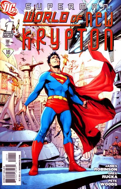 Superman: World of New Krypton