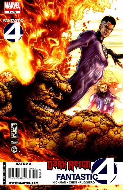 Dark Reign: Fantastic Four