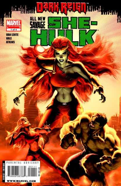 All-New Savage She-Hulk