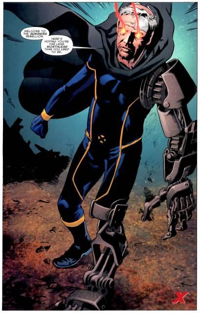 Cyborg Cyclops