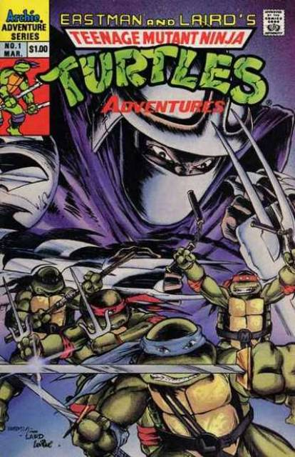 Teenage Mutant Ninja Turtles Adventures