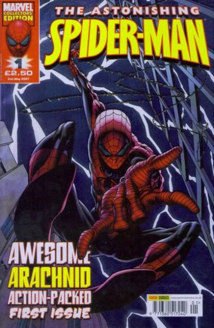 The Astonishing Spider-Man