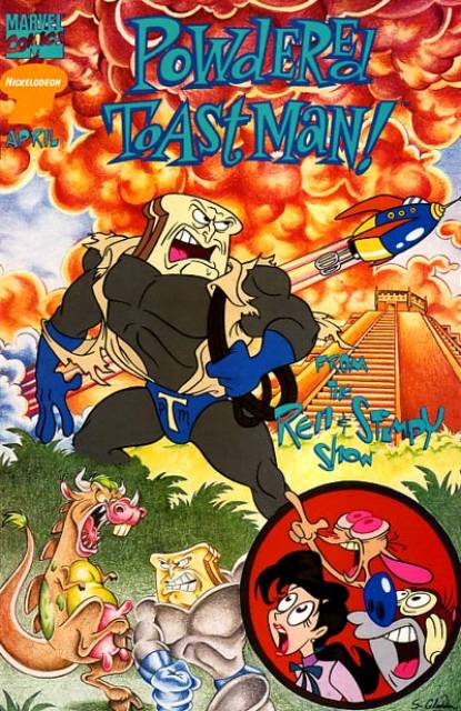 The Ren & Stimpy Show Special: Powdered Toastman's Cereal Serial