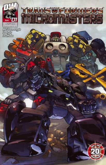 Transformers: Micromasters