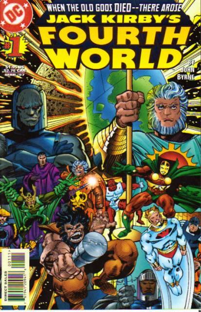 Jack Kirby's Fourth World