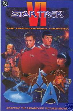 Star Trek VI Undiscovered Country