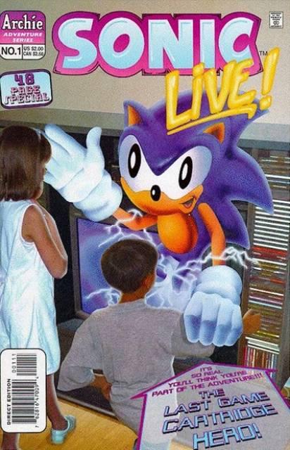 Sonic Live!