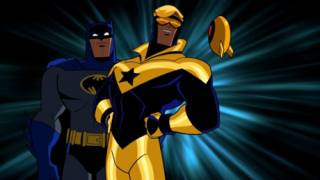 Booster Gold (Batman The Brave and Bold)