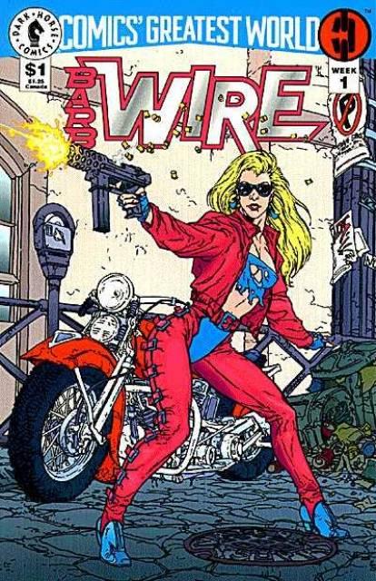 Comics' Greatest World: Steel Harbor