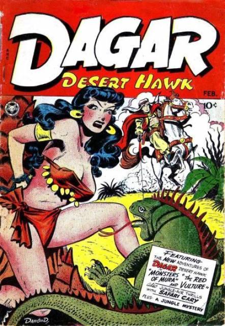 Dagar Desert Hawk