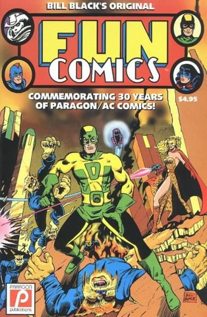 Bill Black's Fun Comics