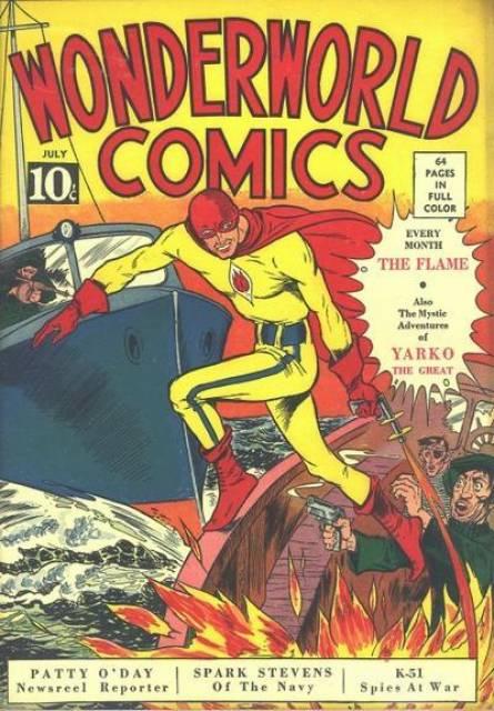 Wonderworld Comics