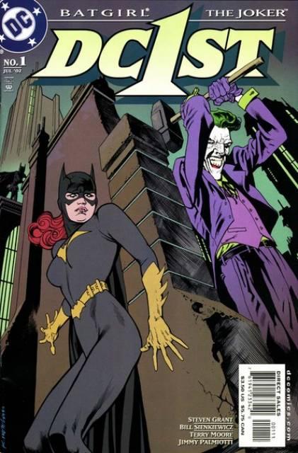 DC First: Batgirl/Joker