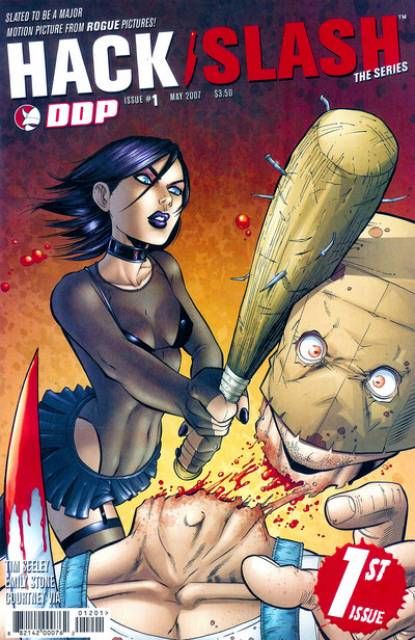 Hack/Slash: The Series