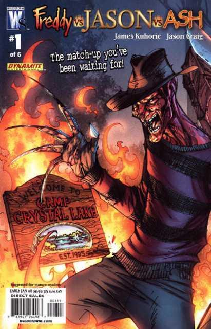 Freddy vs Jason vs Ash (of Army of Darkness)