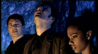 Jack, the Doctor and Martha