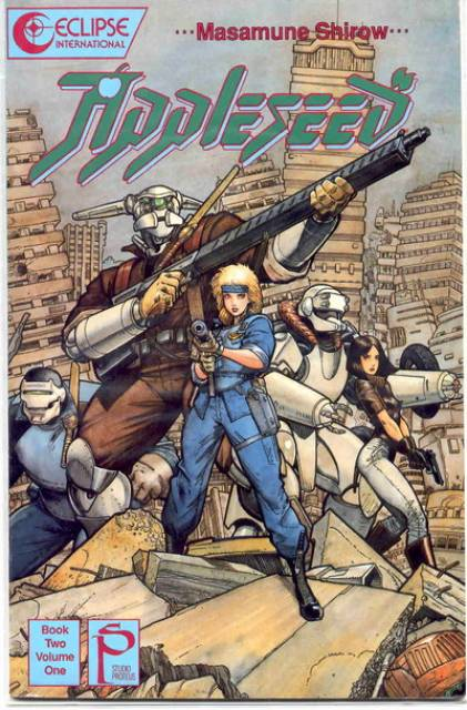 Appleseed Book 2