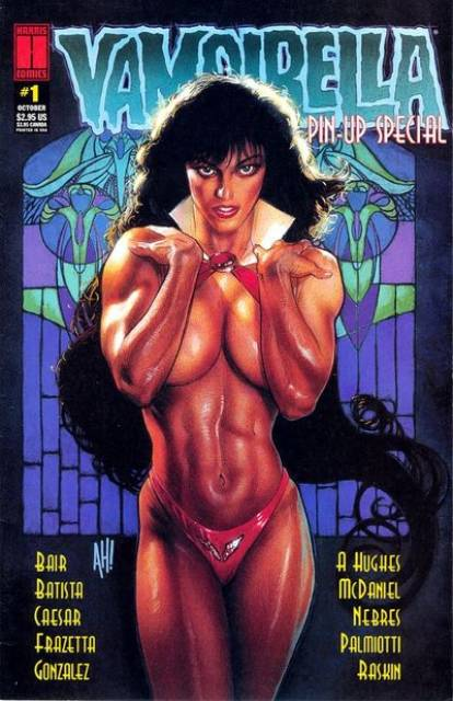 Vampirella Pin-Up Special