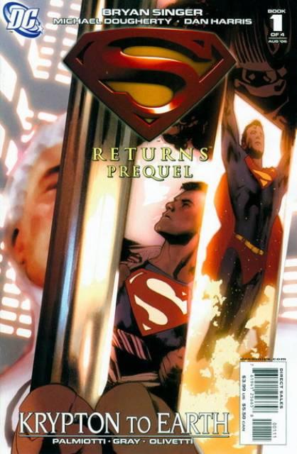 Superman Returns Prequel